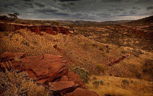 Bí ẩn công viên quốc gia lớn thứ hai tây australia
