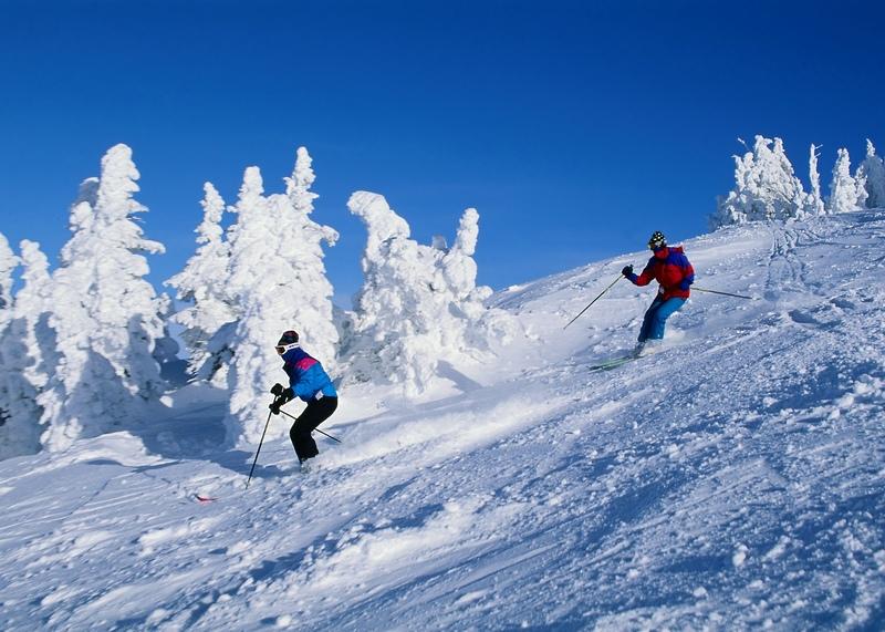 Con đường tuyết kỳ vĩ alpine và tinh thần công chính nhật