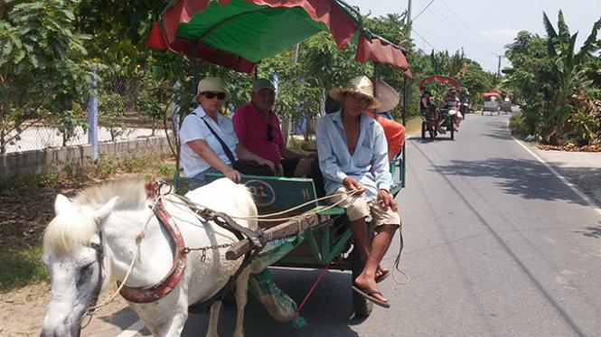 Du khách ngoại giảm du lịch việt nam không còn hấp dẫn