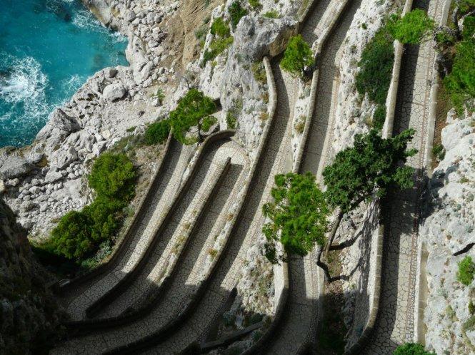 La via krupp con đường đá nghệ thuật nổi tiếng thế giới