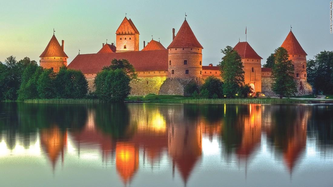 Lithuania vẻ đẹp thanh bình của vùng biển baltic