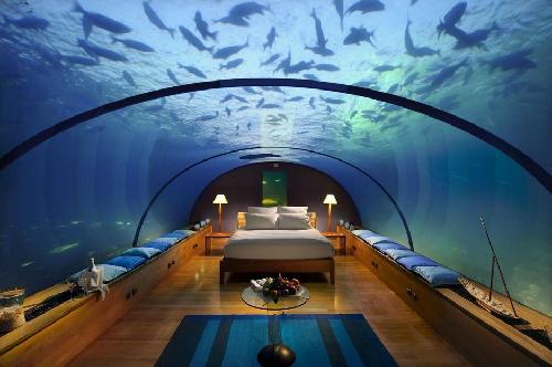Những khách sạn dưới nước