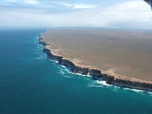 Những vỉa đá khổng lồ ở australia