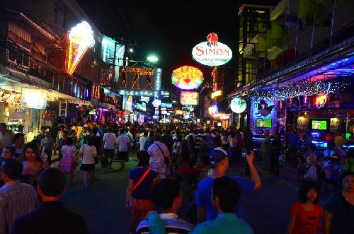 Pattaya và những đêm nóng bỏng