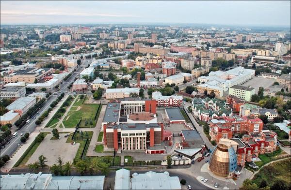 Ryazan một tên gọi hai địa danh