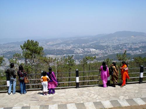 Shillong thành phố yên bình trong lòng ấn độ