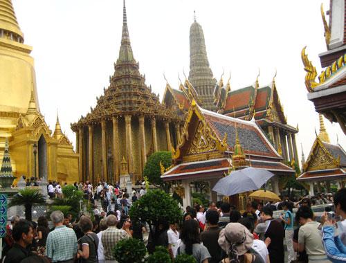 Việt nam khuyến cáo việc đưa du khách sang thái lan