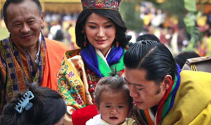Bhutan quốc gia hạnh phúc nói không với thuốc lá