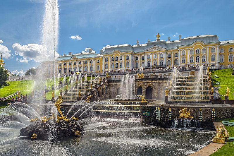 Clip 5 đài phun nước theo nhạc điệu ấn tượng nhất thế giới