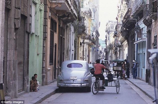 Cuba quốc gia có nhiều điều bí ẩn