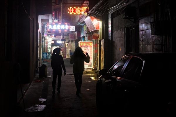 Đông quan khu phố đèn đỏ nổi tiếng ở trung quốc giờ ra sao