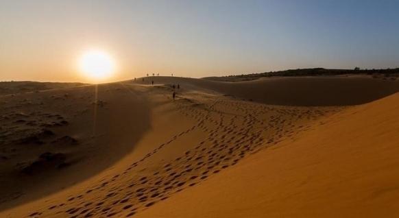 Những đồi cát đẹp nhất dải miền trung