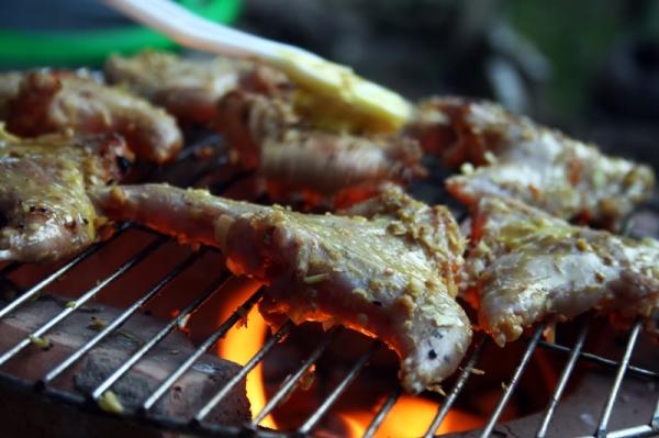 Những món nướng ngon trong ẩm thực tây nam bộ