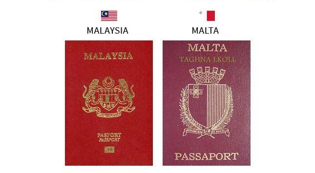 Những tấm hộ chiếu quyền lực nhất thế giới 2015
