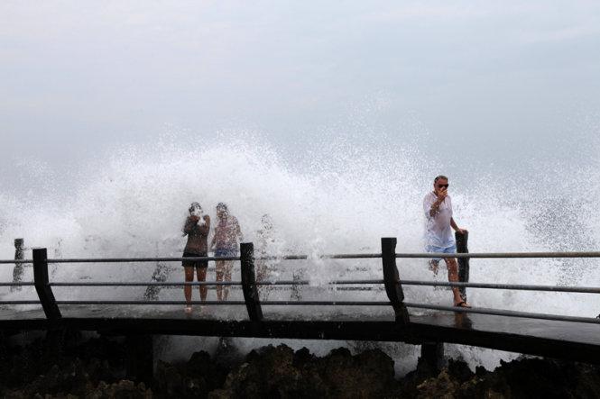 Nusa dua bãi biển mơ mộng giữa bali
