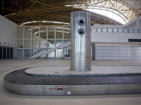 Bên trong sân bay ma 375 tỷ đồng của ấn độ