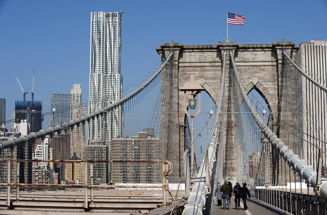 Brooklyn một phần không thể thiếu của new york