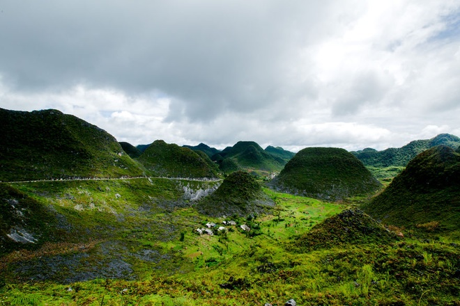 Việt nam - mảnh ghép sắc màu trong mắt nhiếp ảnh gia pháp