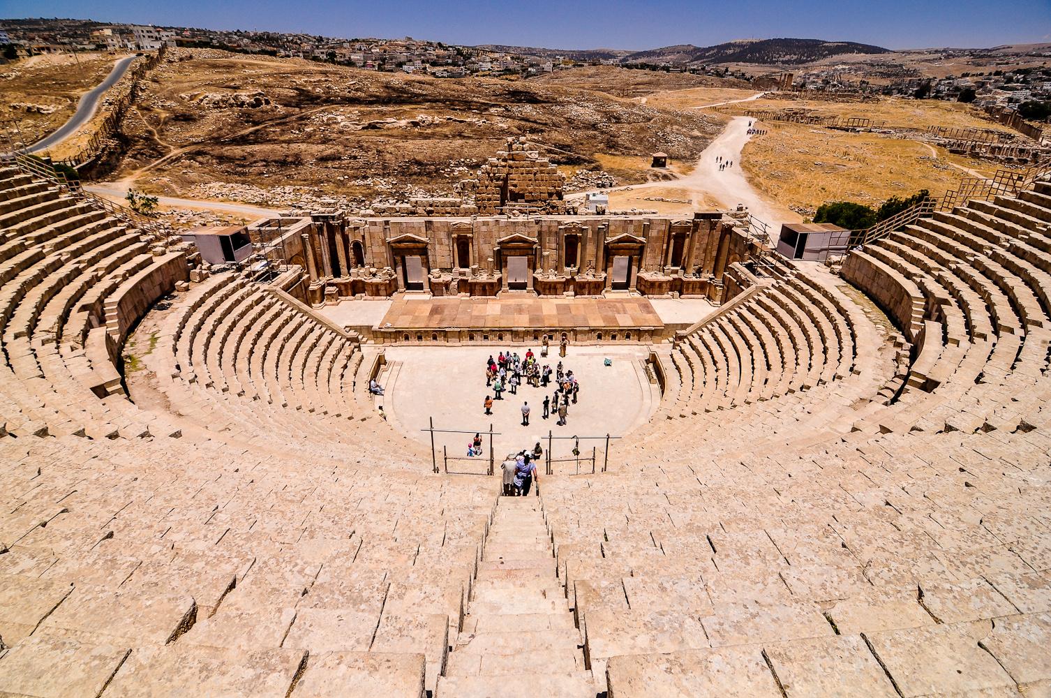 Jordan vùng đất linh thiêng