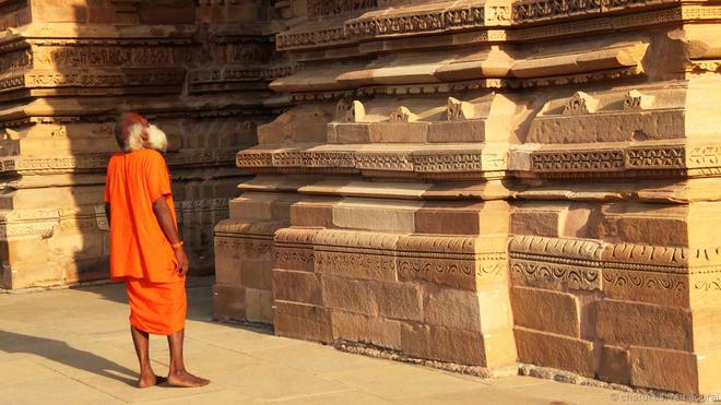 Những bức tượng nhạy cảm ở đền khajuraho ấn độ