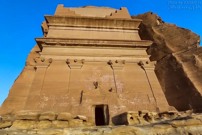 Qasr al farid lâu đài cô đơn giữa sa mạc