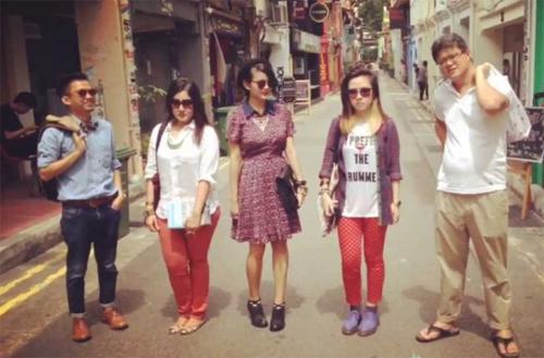 5 thánh địa của dân hipster