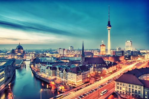 Berlin thủ đô duyên dáng và u sầu bởi lịch sử