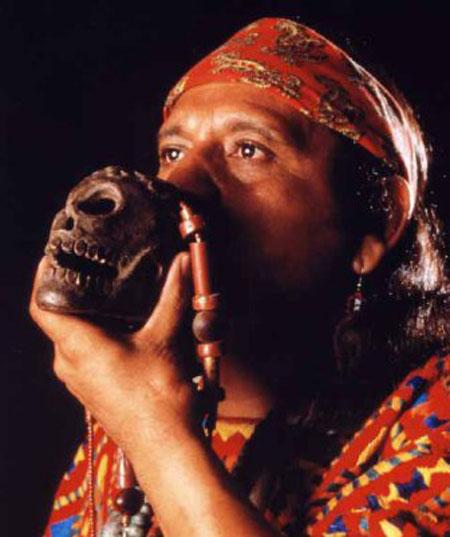 Chiếc còi tử thần của người da đỏ