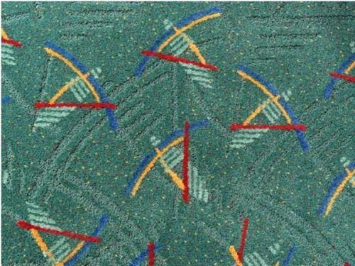 Tấm thảm cũ gây tranh cãi nhất nước mỹ