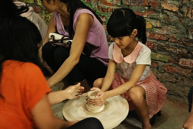 Làng gốm cổ truyền nổi tiếng hà nội