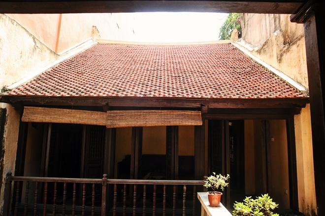 Vẻ đẹp của ngôi nhà xưa giữa lòng phố cổ