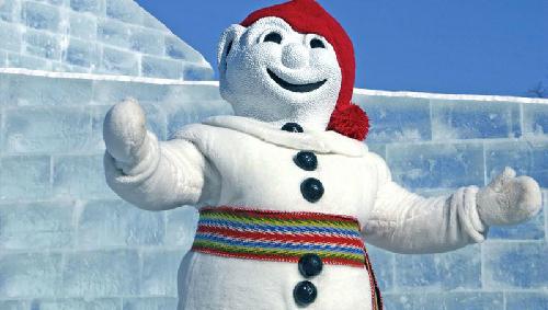 Lễ hội mùa đông lớn nhất thế giới ở quebec