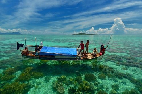 Sabah vùng đất của gió ở malaysia