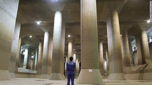 Các công trình ngầm bậc nhất thế giới