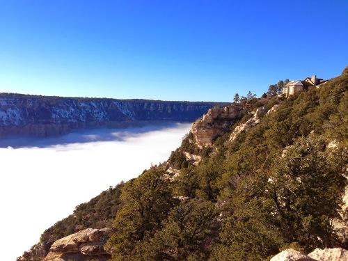Hiện tượng hiếm gặp trên hẻm núi lớn được giải mã