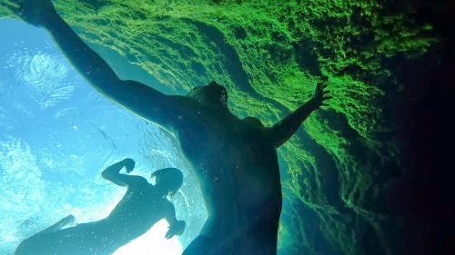 Jacobs well điểm lặn nguy hiểm nhất texas