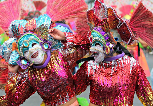 Lễ hội của những nụ cười masskara