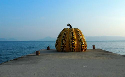 Naoshima hòn đảo cho tâm hồn yêu nghệ thuật