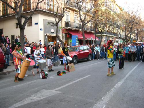 Thú vị lễ hội las fallas và hành trình khám phá valencia