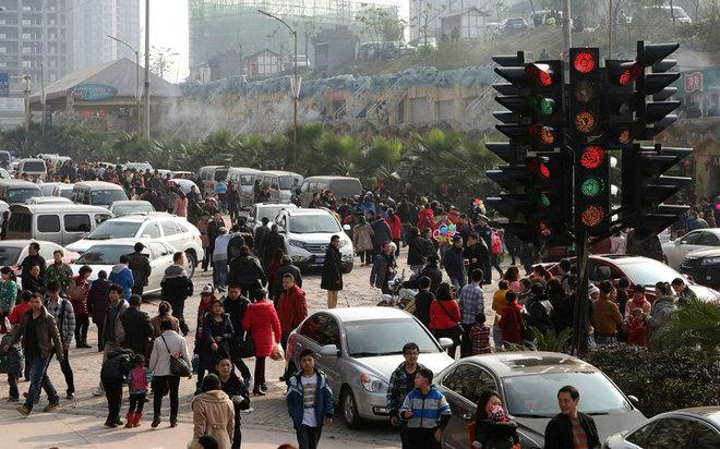 10 thành phố tắc nghẽn giao thông nhất thế giới