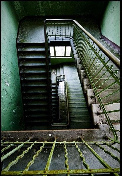 Lạnh gáy với bệnh viện bỏ hoang của đức quốc xã