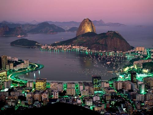 12 thành phố chủ nhà của world cup 2014