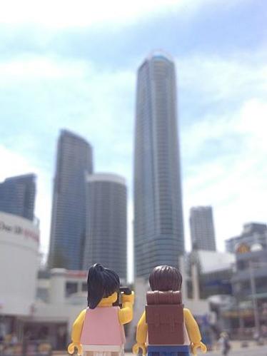 Cùng lego đi du lịch vòng quanh thế giới