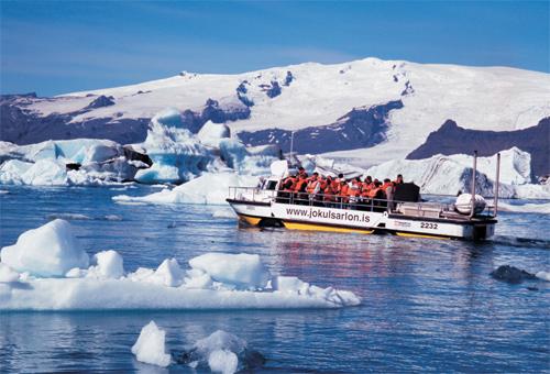 Du ngoạn bắc âu khám phá băng đảo