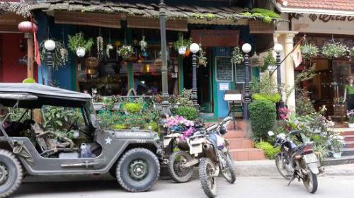 Những quán cà phê có góc nhìn đẹp ở sa pa