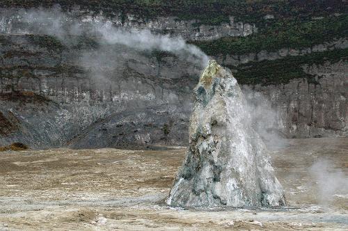 Ol doinyo lengai ngọn núi lửa độc đáo bậc nhất thế giới