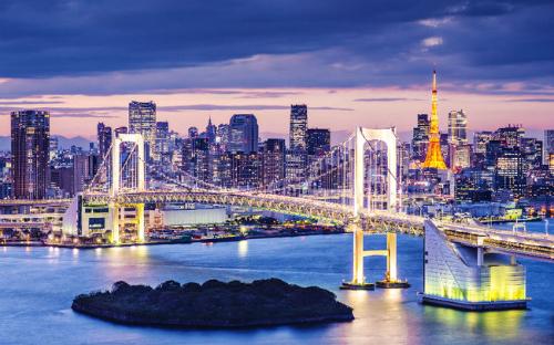 Tokyo là thành phố được long du khách nhất