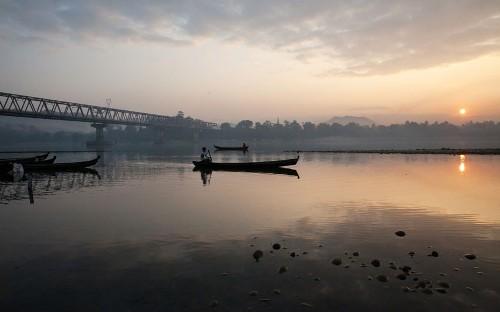 Tuyến du lịch trên sông mekong vào top châu á