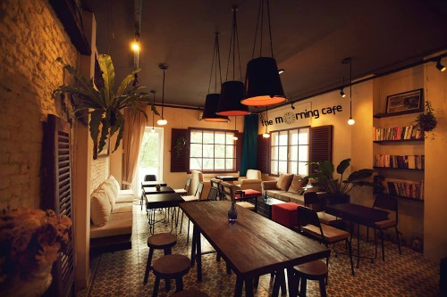 4 không gian cà phê chung cư lãng mạn ở sài gòn