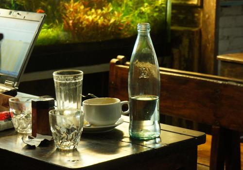 Ảnh quán cà phê